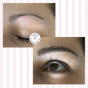 Augenbrauenformen