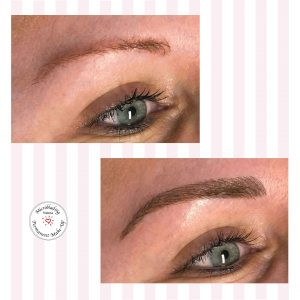 Cover Up - Microblading